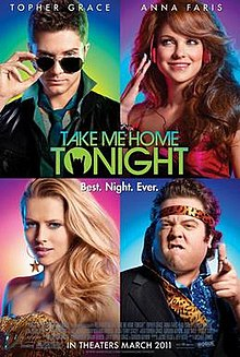 O noapte de neuitat - Take Me Home Tonight (2011)
