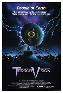 poster TerrorVision (1986)