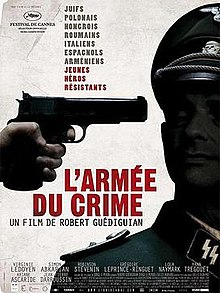 poster The Army of Crime (2009)