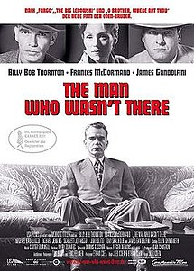 poster The Man Who Wasn't There (2001)