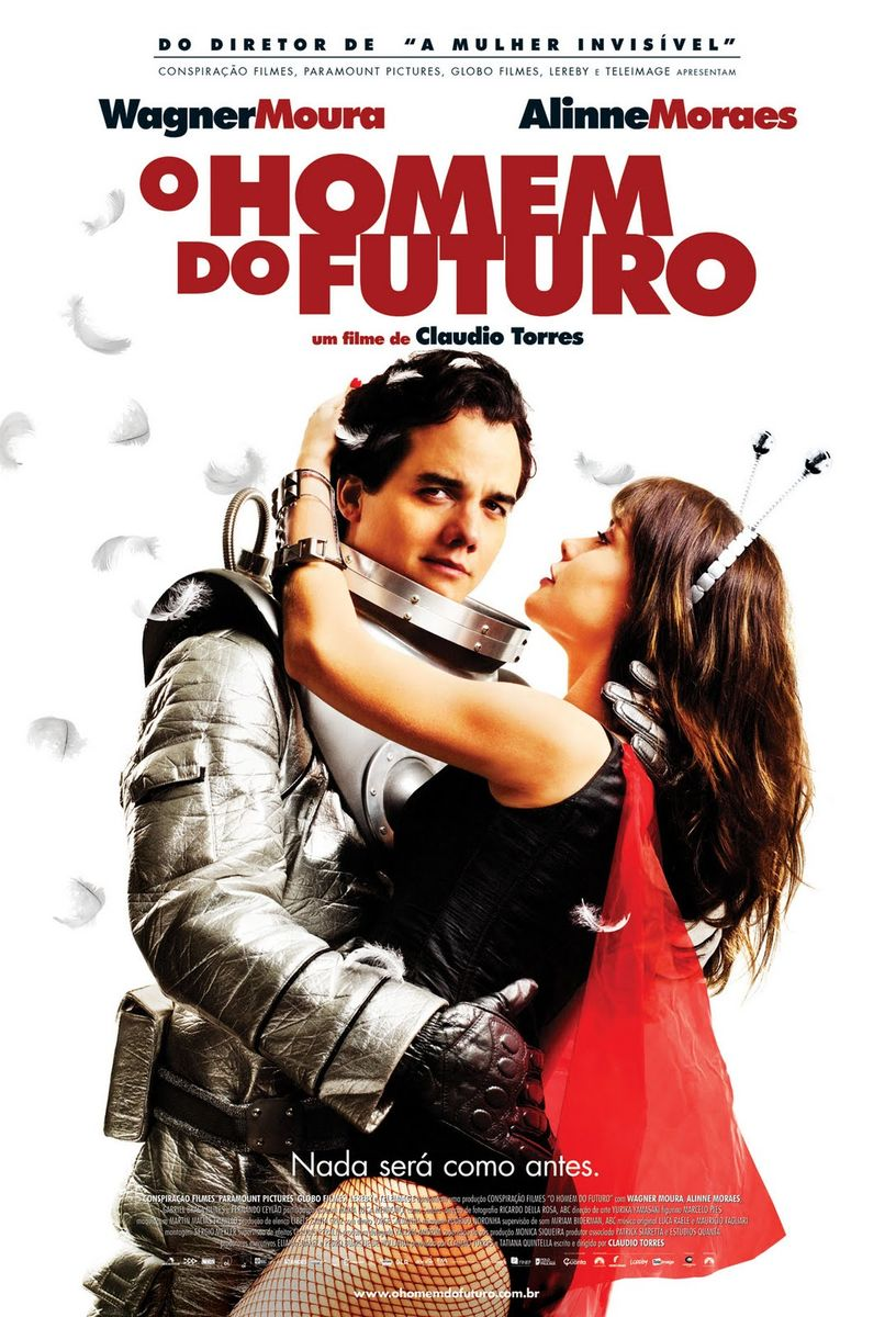 poster The Man from the Future (2011)