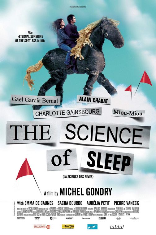 poster The Science of Sleep (2006)