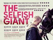 poster The Selfish Giant (2013)