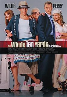 poster The Whole Ten Yards (2004)