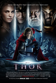 poster Thor (2011)