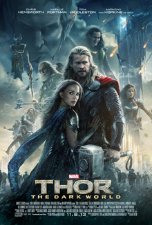 poster Thor The Dark World (2013)