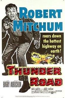 poster Thunder Road (1958)