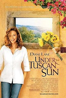 poster Under the Tuscan Sun (2003)