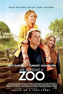 poster We Bought a Zoo (2011)