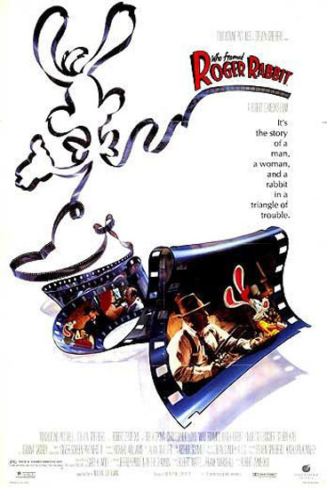 poster Who Framed Roger Rabbit (1988)