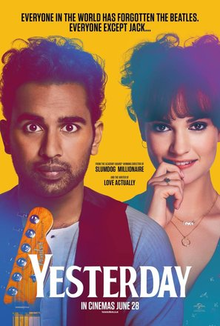 poster Yesterday (2019)
