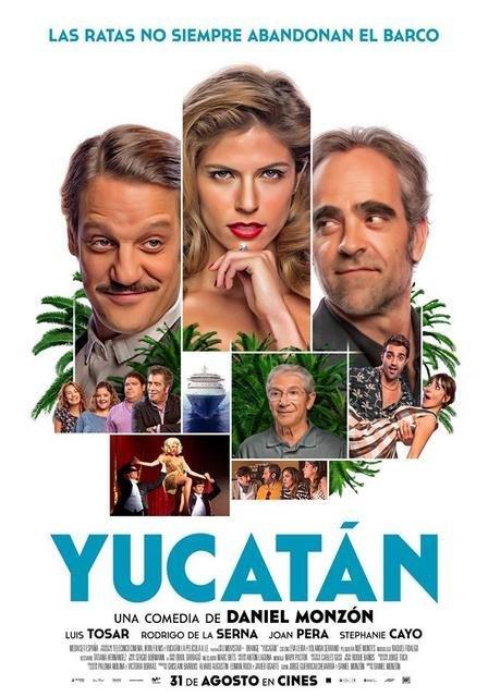 poster Yucatan (2018)