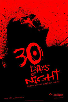 poster 30 Days of Night (2007)