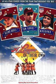 poster A League of Their Own (1992)