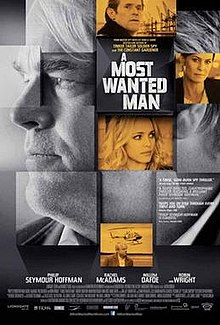 poster A Most Wanted Man (2014)