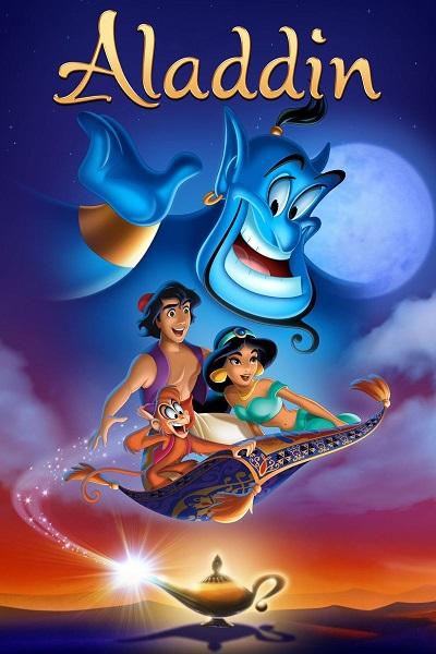 poster Aladdin (1992)