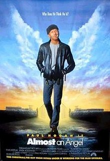 poster Almost an Angel (1990)