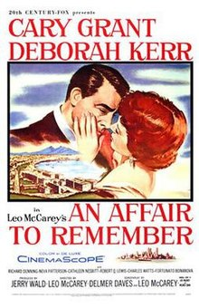 poster An Affair to Remember (1957)
