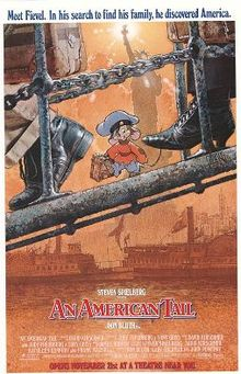 poster An American Tail (1986)