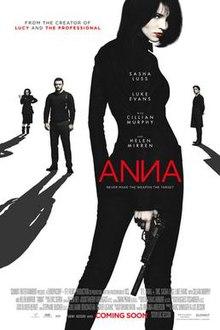 poster Anna (2019)