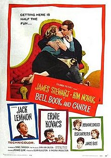poster Bell Book And Candle (1958)