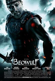 poster Beowulf (2007)