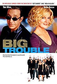 poster Big Trouble (2002)