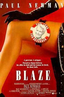 poster Blaze (1989)