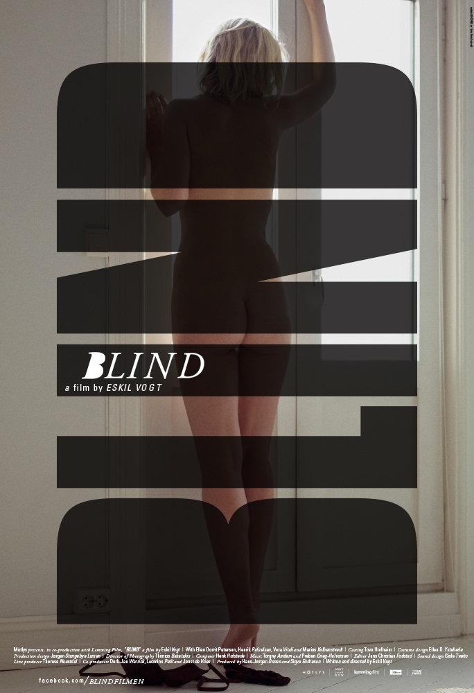 poster Blind (2014)