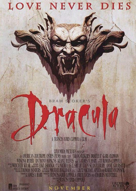 poster Bram Stoker's Dracula (1992)