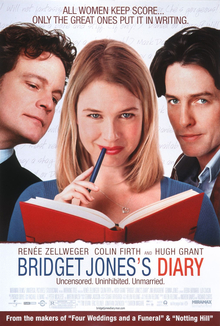 poster Bridget Jones's Diary (2001)