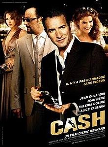 poster Ca$h (2008)