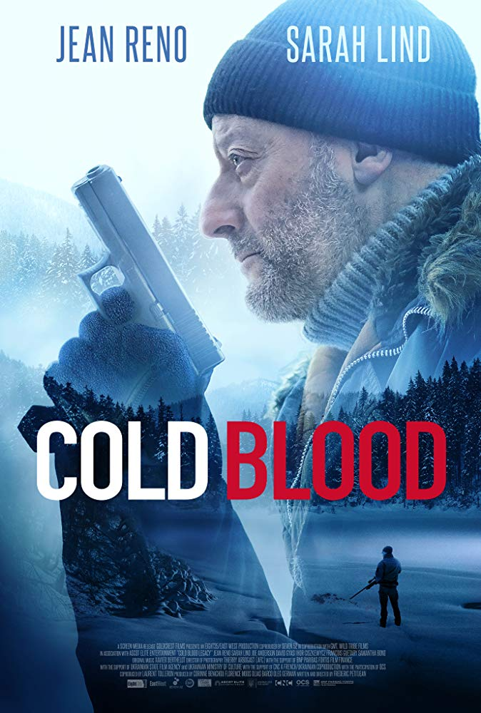 poster Cold Blood Legacy (2019)