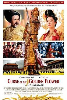 poster Curse of the Golden Flower (2006)
