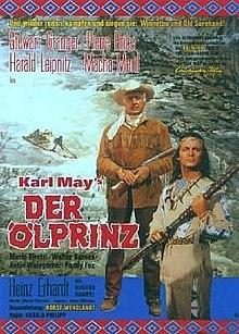poster Der Olprinz (1965)