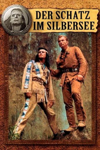poster Der Schatz im Silbersee (1962)