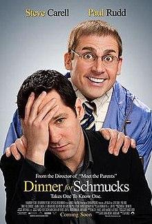 poster Dinner for Schmucks (2010)