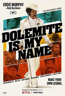poster Dolemite Is My Name (2019)