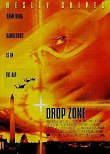 poster Drop Zone (1994)
