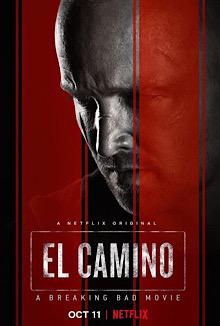poster El Camino A Breaking Bad Movie (2019)