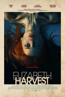 poster Elizabeth Harvest (2018)