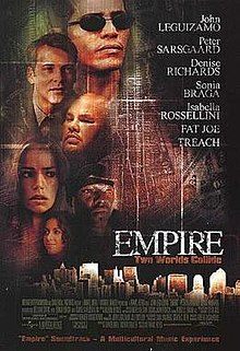 poster Empire (2002)