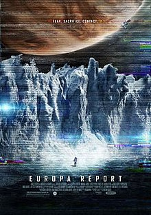 poster Europa Report (2013)
