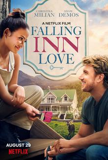 poster Falling Inn Love (2019)
