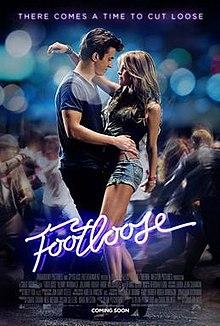 poster Footloose (2011)