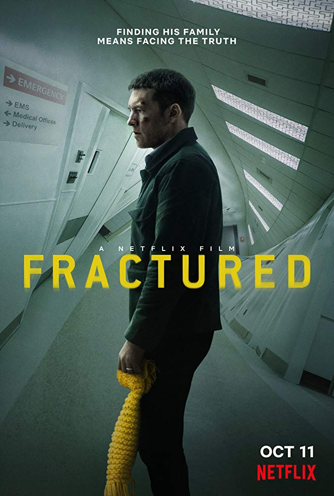 poster Fractured (2019)
