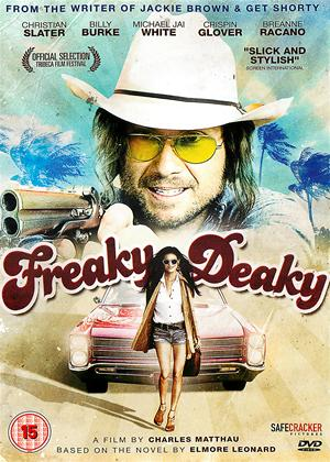 poster Freaky Deaky (2012)