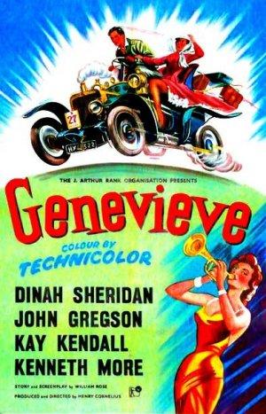 poster Genevieve (1953)