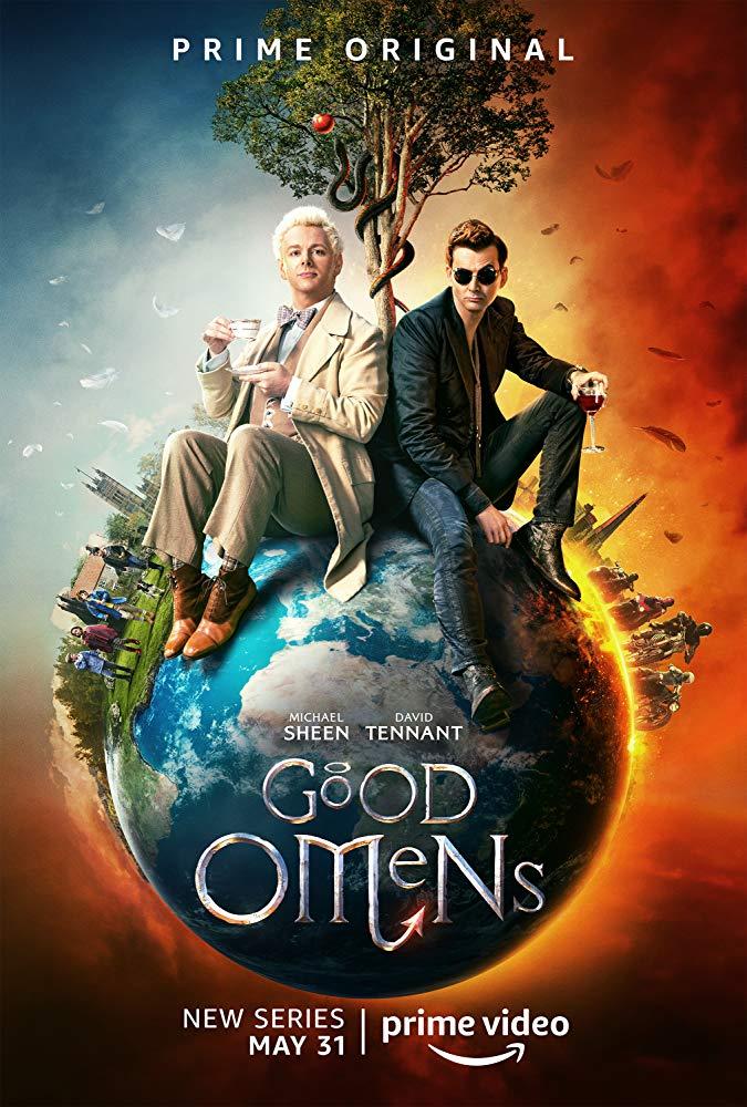 poster Good Omens (2019)
