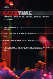 poster Good Time (2017)